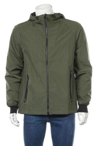 Мъжко спортно яке Superdry, Размер XL, Цвят Зелен, Полиестер, Цена 120,45лв.