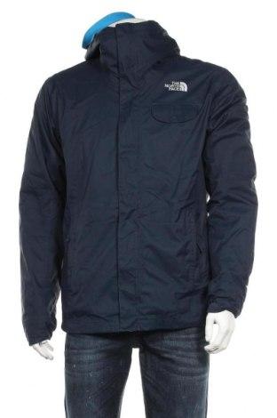 Pánská sportovní bunda  The North Face, Velikost M, Barva Modrá, Polyester, Cena  1180,00Kč