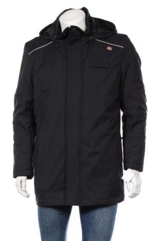 Мъжко яке, Размер S, Цвят Черен, Полиестер, Цена 24,57лв.