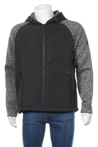 Мъжко яке ! Solid, Размер XL, Цвят Черен, Полиестер, Цена 74,25лв.