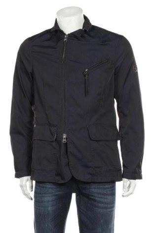 Мъжко яке Armani Jeans, Размер L, Цвят Син, Полиестер, Цена 100,80лв.
