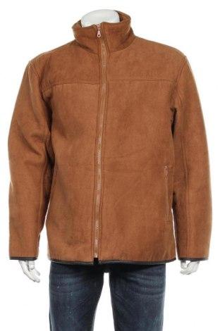 Ανδρικό μπουφάν Atlas For Men, Μέγεθος XL, Χρώμα Καφέ, Πολυεστέρας, Τιμή 40,27€