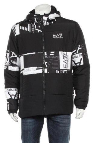 Ανδρικό μπουφάν Emporio Armani, Μέγεθος L, Χρώμα Μαύρο, Τιμή 266,36€