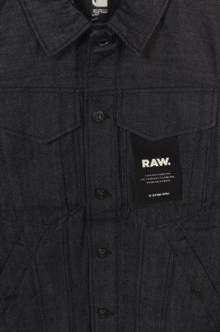 Мъжко яке G-Star Raw, Размер S, Цвят Син, Памук, Цена 57,56лв.