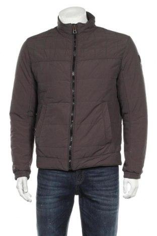 Pánská bunda  Hugo Boss, Velikost M, Barva Šedá, 66% polyamide, 34% bavlna, Cena  2965,00Kč