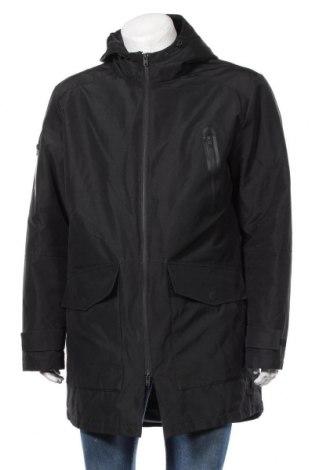 Мъжко яке Jack & Jones, Размер XL, Цвят Черен, Полиестер, Цена 78,80лв.