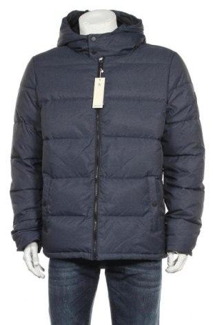 Мъжко яке Munsingwear, Размер L, Цвят Син, 75% полиамид, 25% полиестер, Цена 89,25лв.