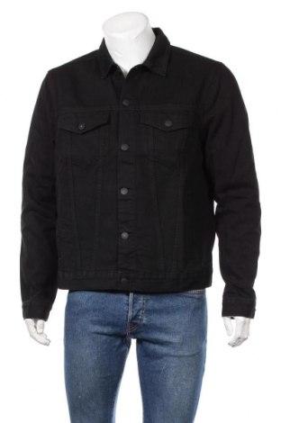 Мъжко яке New Look, Размер L, Цвят Черен, Памук, Цена 51,75лв.