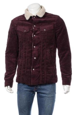 Ανδρικό μπουφάν Nudie Jeans Co, Μέγεθος M, Χρώμα Βιολετί, 85% βαμβάκι, 15% πολυεστέρας, Τιμή 115,59€