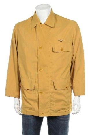 Мъжко яке Paul & Shark, Размер S, Цвят Жълт, Полиестер, Цена 66,75лв.
