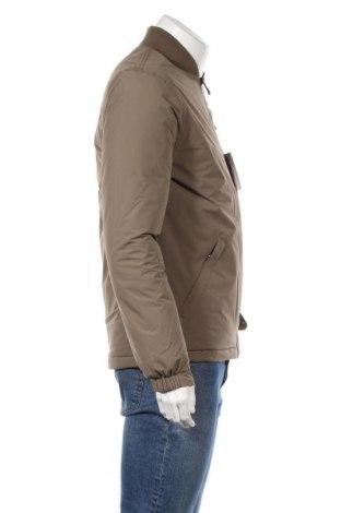 Мъжко яке Quiksilver, Размер S, Цвят Зелен, Полиестер, Цена 71,82лв.