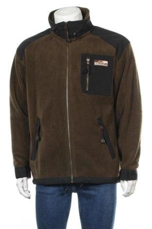 Мъжко яке Rodeo, Размер M, Цвят Зелен, Полиестер, Цена 24,83лв.