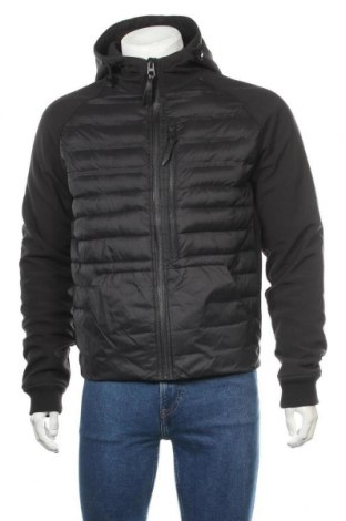 Ανδρικό μπουφάν Roosevelt, Μέγεθος M, Χρώμα Μαύρο, Πολυαμίδη, Τιμή 57,60€