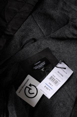 Мъжко яке Tiffosi, Размер S, Цвят Черен, Полиестер, Цена 53,40лв.