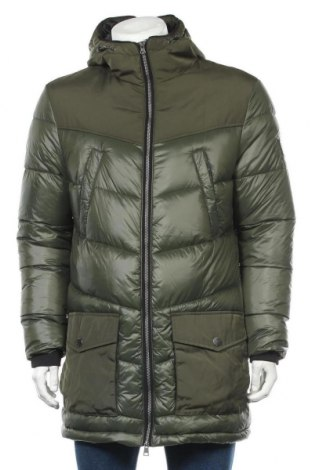 Мъжко яке Tom Tailor, Размер M, Цвят Зелен, Полиамид, Цена 124,50лв.