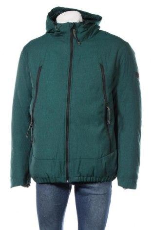 Мъжко яке Tom Tailor, Размер XXL, Цвят Зелен, Полиестер, Цена 96,75лв.