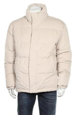 Мъжко яке Zara, Размер L, Цвят Сив, Полиестер, Цена 104,25лв.