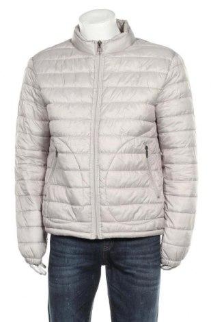 Мъжко яке Zara Man, Размер L, Цвят Бежов, Полиестер, Цена 42,53лв.