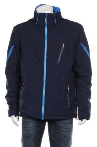 Мъжко яке за зимни спортове Crane, Размер XL, Цвят Син, Полиестер, Цена 67,20лв.
