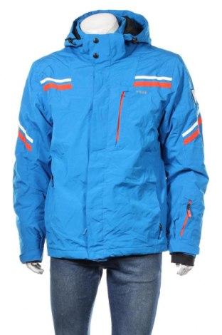 Мъжко яке за зимни спортове Vittorio Rossi, Размер XL, Цвят Син, Полиестер, Цена 71,40лв.