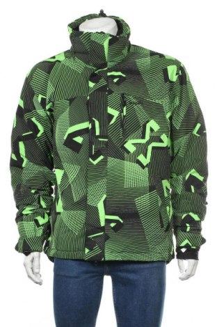 Мъжко яке за зимни спортове Vittorio Rossi, Размер L, Цвят Зелен, 100% полиамид, Цена 65,10лв.