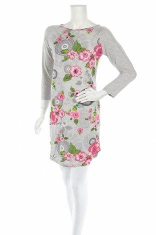 Пижама Desigual, Размер S, Цвят Сив, 95% вискоза, 5% еластан, Цена 63,00лв.