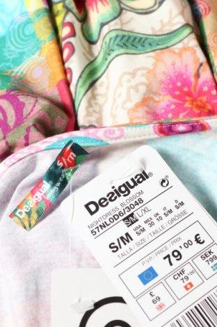 Пижама Desigual, Размер S, Цвят Многоцветен, 95% памук, 5% еластан, Цена 104,25лв.