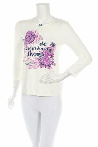 Пижама Desigual, Размер S, Цвят Бял, 94% вискоза, 6% еластан, Цена 59,25лв.