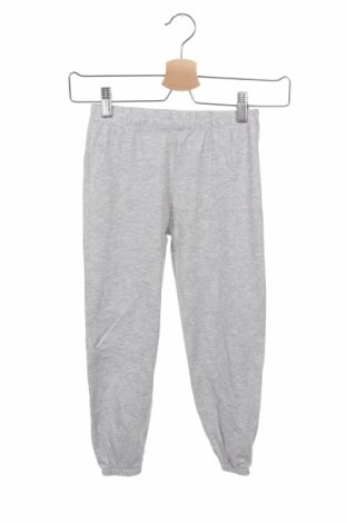 Пижама ZY kids, Размер 5-6y/ 116-122 см, Цвят Сив, 95% памук, 5% еластан, Цена 16,38лв.