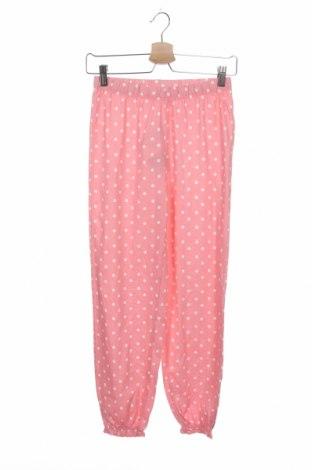 Пижама ZY kids, Размер 9-10y/ 140-146 см, Цвят Розов, Памук, Цена 20,16лв.