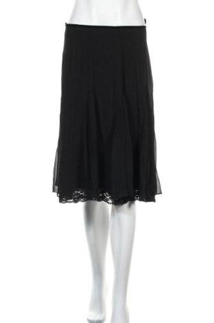 Φούστα Esprit, Μέγεθος S, Χρώμα Μαύρο, Πολυεστέρας, Τιμή 11,51€