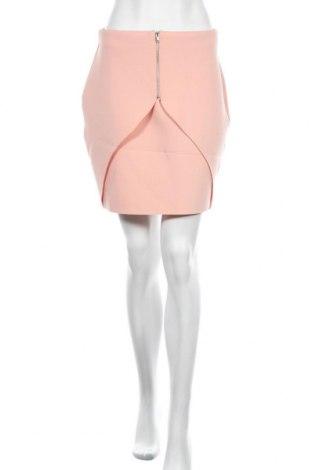 Fustă Esprit, Mărime M, Culoare Roz, 92% poliester, 8% elastan, Preț 69,63 Lei