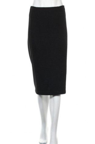 Φούστα H&M, Μέγεθος L, Χρώμα Μαύρο, 96% πολυεστέρας, 4% ελαστάνη, Τιμή 10,76€