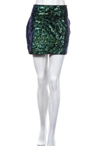 Пола H&M, Размер M, Цвят Многоцветен, 97% полиестер, 3% еластан, Цена 14,70лв.