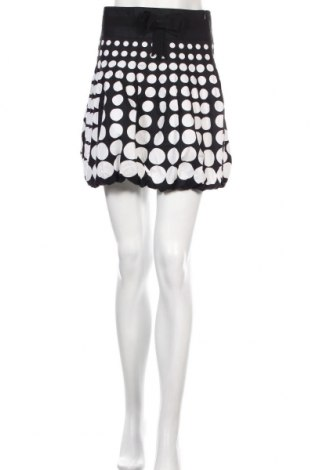 Пола Karen Millen, Размер S, Цвят Черен, 97% памук, 3% еластан, Цена 20,64лв.