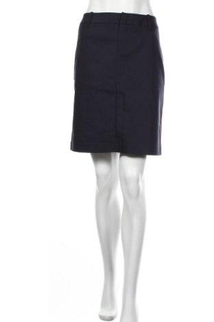 Sukně S.Oliver, Velikost L, Barva Modrá, 53% bavlna, 44% polyester, 3% elastan, Cena  859,00Kč