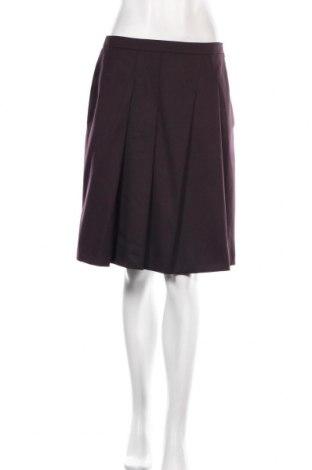 Φούστα Strenesse, Μέγεθος M, Χρώμα Βιολετί, 98% μαλλί, 2% ελαστάνη, Τιμή 31,18€