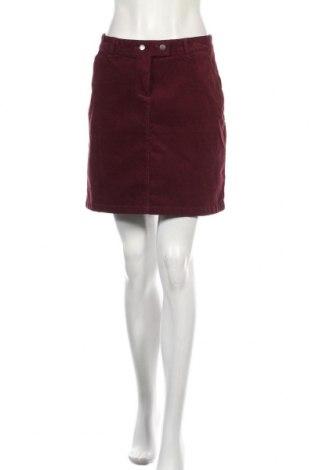 Пола Up 2 Fashion, Размер L, Цвят Червен, 98% памук, 2% еластан, Цена 16,80лв.