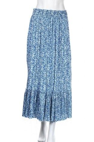 Sukně Zara, Velikost S, Barva Modrá, Polyester, Cena  299,00Kč