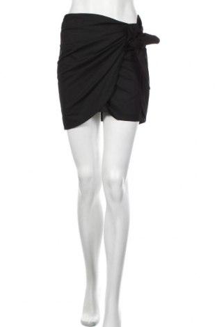 Пола Zara, Размер S, Цвят Черен, 67% полиестер, 29% вискоза, 4% еластан, Цена 39,00лв.