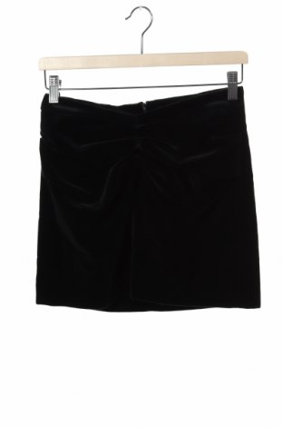 Пола Zara, Размер XS, Цвят Черен, Памук, Цена 39,00лв.