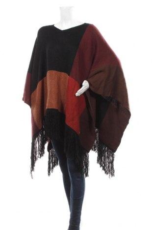 Poncho Mimco, Mărime M, Culoare Multicolor, 50%acril, 50% lână, Preț 456,26 Lei