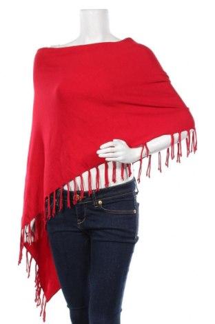Poncho Orsay, Mărime M, Culoare Roșu, Preț 129,32 Lei