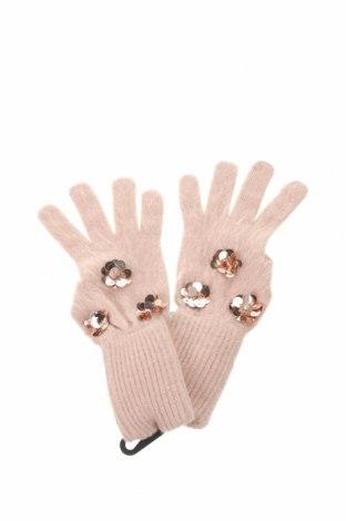 Mănuși Rinascimento, Culoare Roz, Acrilic, Preț 104,77 Lei