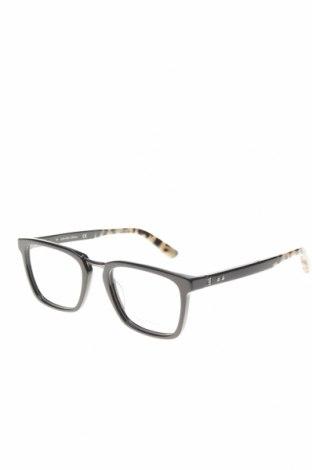 Рамки за очила Calvin Klein, Цвят Черен, Цена 126,75лв.
