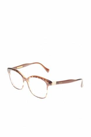 Ramki do okularów Emilio Pucci, Kolor Brązowy, Cena 673,13zł