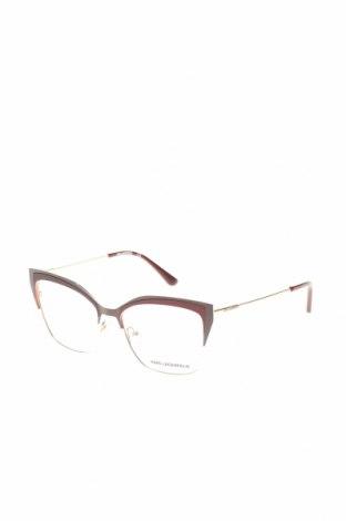 Σκελετοί γυαλιών  Karl Lagerfeld, Χρώμα Χρυσαφί, Τιμή 100,13€