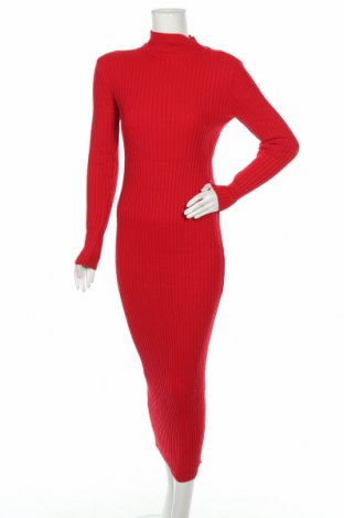 Šaty , Velikost S, Barva Červená, 50% bavlna, 50%acryl, Cena  941,00Kč