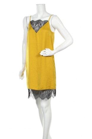 Рокля ASOS, Размер S, Цвят Жълт, Цена 35,25лв.