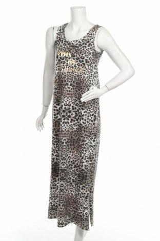 Šaty  Culture, Velikost M, Barva Hnědá, 95% bavlna, 5% elastan, Cena  710,00Kč